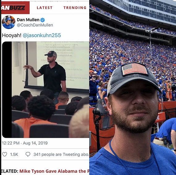 Faith, Redemption and the Florida Gators